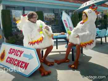 Watch the newest commercials on TV from Hellmann's, Mtn Dew, Mint Mobile and more