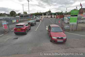 Ledbury Household Recycling Centre gets longer summer opening hours