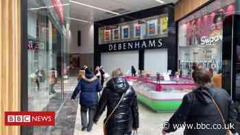 End of an era for Debenhams as final shops set to close