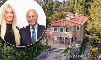 RHOBH's Erika Jayne and estranged husband Tom Girardi list their Pasadena mansion for $13million