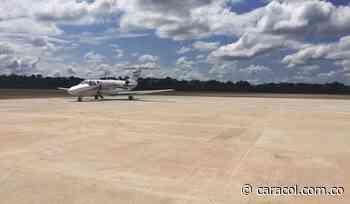 Habilitan vuelos entre Bogotá y Sogamoso por bloqueos en vía terrestre - Caracol Radio