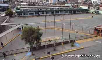 Terminal de Sogamoso no está despachando buses por las protestas - W Radio