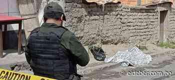 Asaltan y matan a una mujer en Villa del Carmen (La Paz)   EL DEBER - EL DEBER