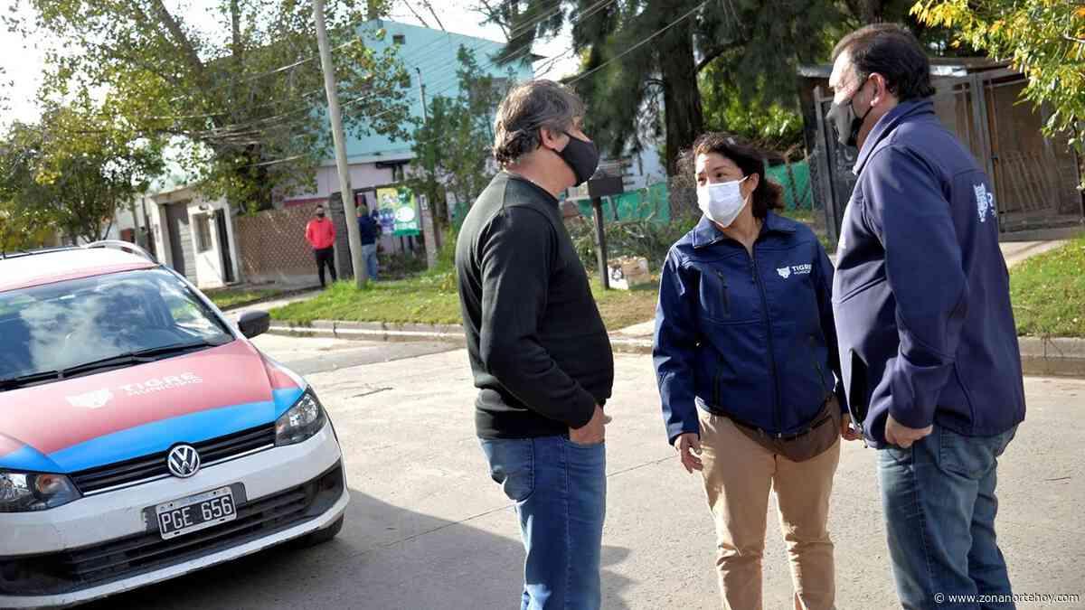 El Municipio de Tigre, Provincia y Nación asisten a las familias de Las Tunas afectadas por el temporal - zonanortehoy.com