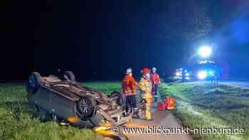 Schwerer Unfall zwischen Stolzenau und Böthel auf der Bundesstraße 441 - blickpunkt-nienburg.de