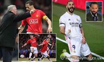 Rio Ferdinand: Sir Alex Ferguson wanted Karim Benzema so bad 'Lyon officials had to PULL him away'