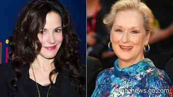 Meryl Streep, Mary-Louise Parker to star in spring plays - ABC News