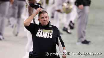 Sean Payton: We wanted a corner, but no team wanted to trade out of the top 10