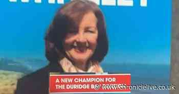 Tory county council candidate misspells 'Druridge Bay' on election leaflet