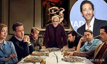 Adrien Brody cast in season 3 of HBO's Succession as a 'billionaire activist investor'