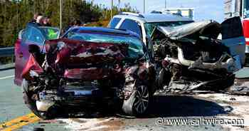 Serious collision on Conception Bay South highway leads to multiple injuries   Saltwire - SaltWire Network