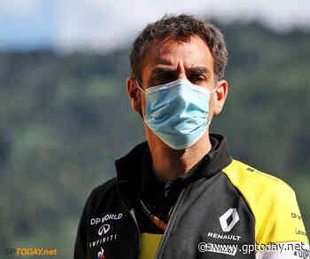 Cyril Abiteboul keert terug in de Formule 1 - GPToday.net
