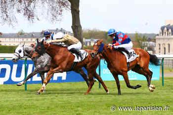 Arrivée du quinté du mardi 4 mai à Chantilly : Harmysian offre la centième victoire de l'année à Pierre-Charles Boudot - Le Parisien