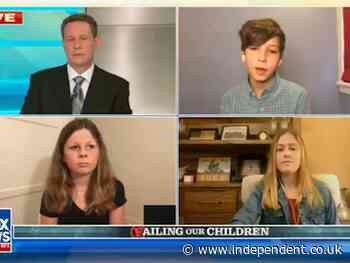 Fox News host talks back to sixth grader who criticises Trump: 'I find that hard to believe'