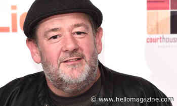 Who is Johnny Vegas married to? Meet the comedian's wife here
