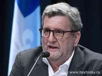 Regis Labeaume, longtime Quebec City mayor, won't seek re-election in November