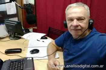 Hondo pesar en Villaguay por la muerte del periodista Miguel Ángel Sesa   Análisis - Análisis Digital