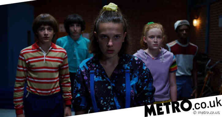 Stranger Things writers tease fans with return of season 4 and we're just not ready