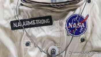 Steuerknüppel von Neil Armstrong für 370.000 Dollar versteigert - DER SPIEGEL