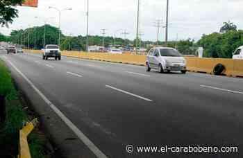 Este lunes amanecerá cerrada Autopista Sur en sentido Valencia-Tocuyito - El Carabobeño