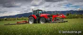 Huamachuco: agricultores se benefician con cuatro modernos tractores - La Industria.pe