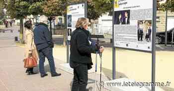 Dinard : l'exposition « Ville lumière du cinéma » séduit le public - Le Télégramme