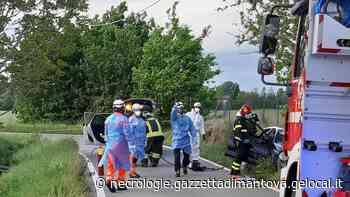 Sbanda in curva, operaio di 46 anni muore a Riva di Suzzara - gelocal.it