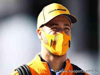 McLaren boss calls out Daniel Ricciardo's big blunder
