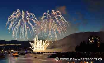Vancouver's Celebration of Light fireworks cancelled again this year, to return in 2022 - The Record (New Westminster)