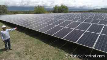 Isagen adquiere parque solar en Sabanalarga, Atlántico - Diario La Libertad