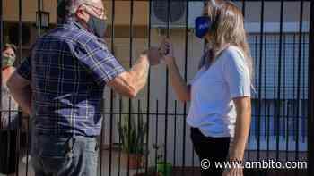 Malena Galmarini inauguró una nueva red cloacal en General Pacheco - ámbito.com