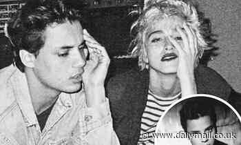 Madonna pays an emotional tribute to her protégé Nick Kamen after his death aged 59