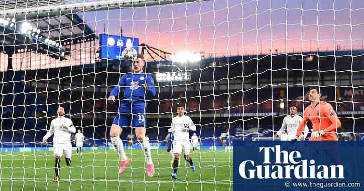 Chelsea power past Real Madrid to book their place in Champions League final