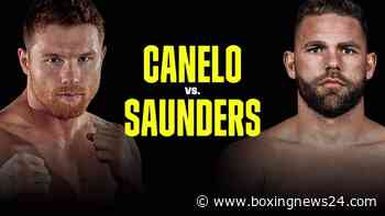Saunders says Hearn has agreed to 21-ft ring, but he wants 22-ft