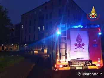 Allagamento a Solaro, intervengono i pompieri di Tradate - ilSaronno