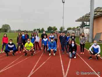 Solaro, sulla pista di atletica arriva Muoviti - ilSaronno