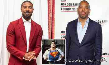 Search begins for the first black superman: Newest superhero movie will feature black lead