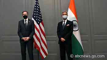 Indian delegation missing G7 meetings after 2 positive coronavirus cases - ABC News