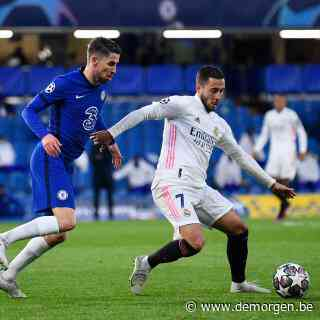 Chelsea naar finale Champions League, Hazard verdwaalt op Stamford Bridge