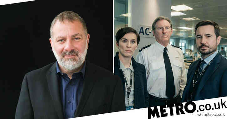Line of Duty creator Jed Mercurio fires back at 'cheap little show' jibe and Lorraine Kelly nearly gets caught in the crossfire