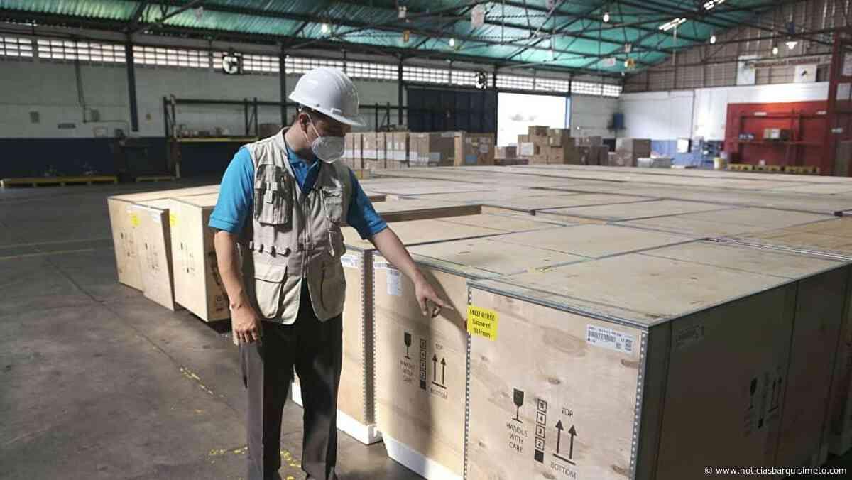 Venezuela recibe 50 congeladores para preservar Vacunas COVID-19 - Noticias Barquisimeto