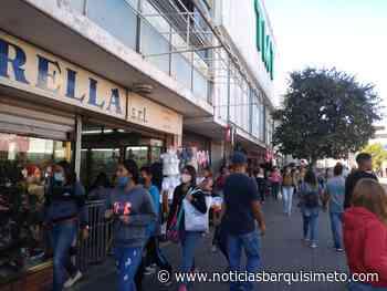Centro de Barquisimeto trabaja a «media» santamaría en Semana Radical - Noticias Barquisimeto