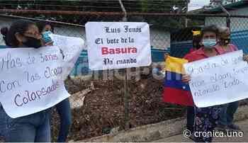 """Habitantes del sector Santo Domingo en Barquisimeto afirman que gobernantes larenses """"los borraron del mapa"""" - Crónica Uno"""