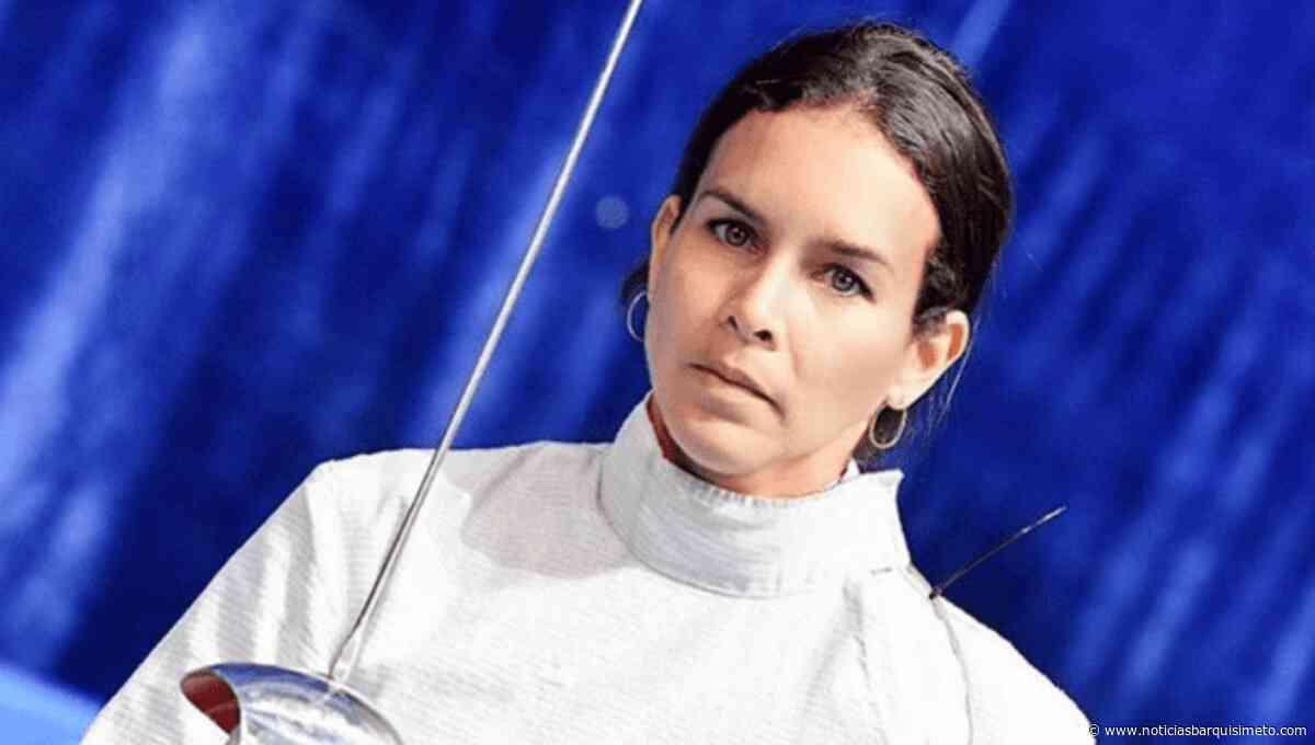 Alejandra Benítez se retira de la esgrima - Noticias Barquisimeto