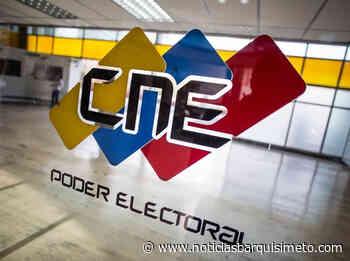 Estos son los nuevos rectores del CNE - Noticias Barquisimeto