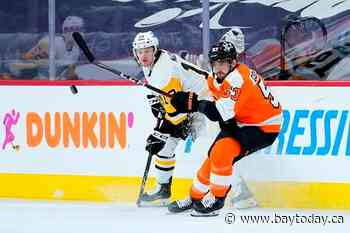 Flyers' Shayne Gostisbehere suspended 2 games for boarding