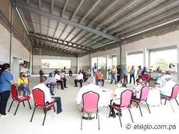 Reanudan construcción del colegio Miguel Alba de Soná - El Siglo Panamá
