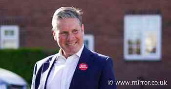 Keir Starmer says 'Super Thursday' elections a 'step in the road to power'