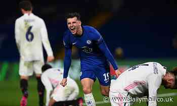 Chelsea: Mason Mount insists team  have 'won nothing yet' after sealing Champions League final spot