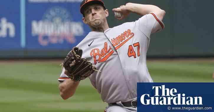 Baltimore Orioles' John Means throws no-hitter facing minimum 27 batters